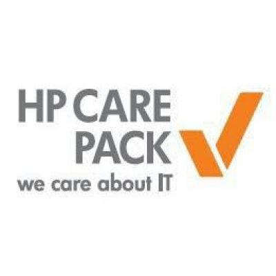 HP Compaq eCare Pack  HL548E 3 Jahre Vor-Ort-Service NBD (nur Desktop Service)