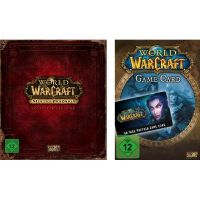 World of Warcraft: Mists of Pandaria Coll Edt. + GameTime Card