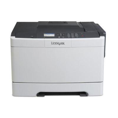 Lexmark CS410n Farblaserdrucker LAN
