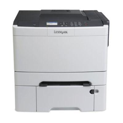 Lexmark CS410dtn Farblaserdrucker LAN