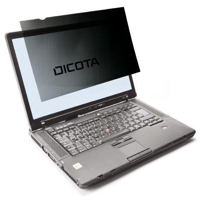 """DICOTA Secret Display-Blickschutz für 61cm/ 24,0"""" Wide (16:10)"""