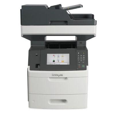 Lexmark MX710dhe (S/W-Laserdrucker, Scanner, Kopierer, Fax)