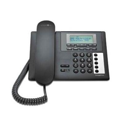 Telekom Concept P414 schnurgebundenes Festnetztelefon, schwarz - Preisvergleich