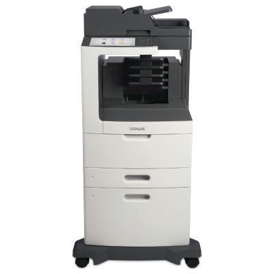 Lexmark MX810dxme (S/W-Laserdrucker, Scanner, Kopierer, Fax)