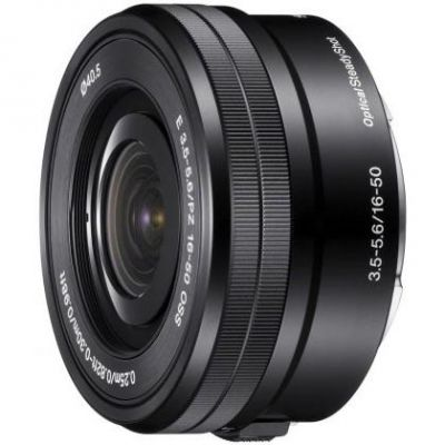 Sony E 16-50mm f/3.5-5.6 OSS Standard Zoom Objektiv...