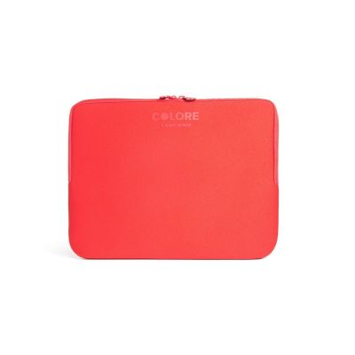 "Tucano Colore Schutzhülle 39,6cm (15"") für Notebook, Ultrabook rot"