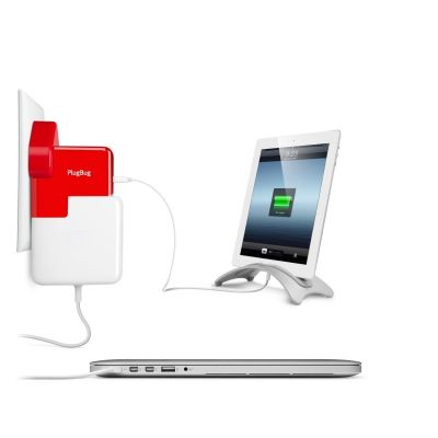 Twelve South PlugBug World Macbook Global Adapter + USB iPad/iPhone Charger