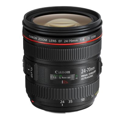 Canon  EF 24-70mm 1:4L IS USM