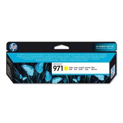 HP 971 Tinte gelb CN624AE