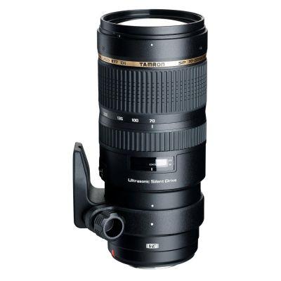 Tamron SP 70-200mm f/2.8 Di VC USD Tele Zoom Objektiv für...