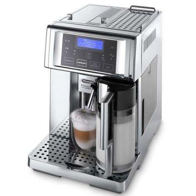 Delonghi De'Longhi Kaffeevollautomat PrimaDonna Avant ESAM 6750, Kegelmahlwerk