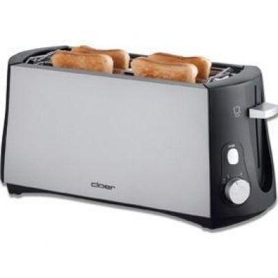 Cloer  3710 Toaster Edelstahl