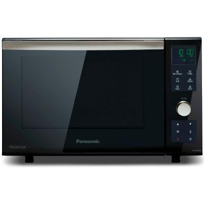 Panasonic NN-DF383B Inverter Mikrowelle/Grill schwarz