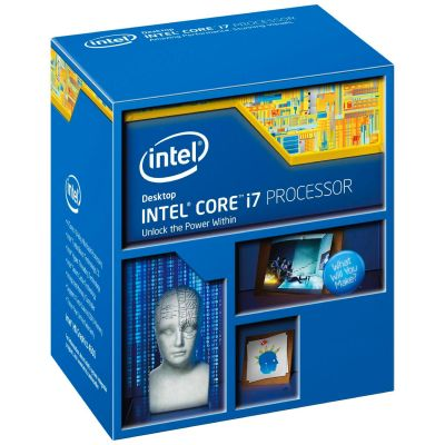Intel Core i7-4770K 4x3.5GHz 8MB-L3 Turbo/HT/IntelHD Sock1150 (Haswell) BOX BX80646I74770K