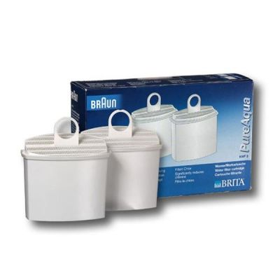 Braun KWF 2 AromaSelect PureAqua Wasserfilter (2 Stück)