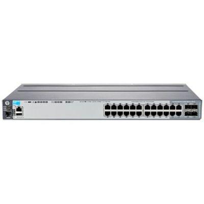 HP Enterprise 2920-24G, Switch