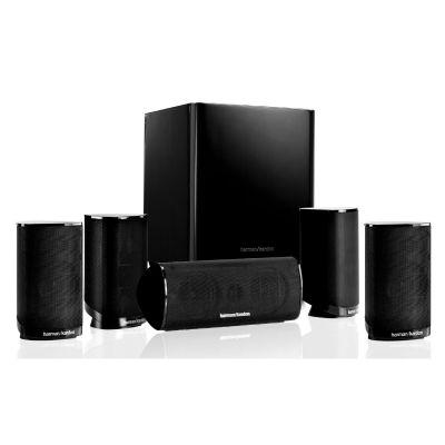 Harman Kardon  HKTS 9 5.1 Lautsprechersystem schwarz