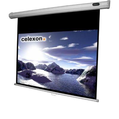 Celexon  Economy Line Rollo Leinwand 280x280cm 1:1