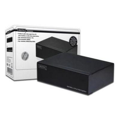 DIGITUS DS-41110 VGA Splitter 500MHz 2-Port