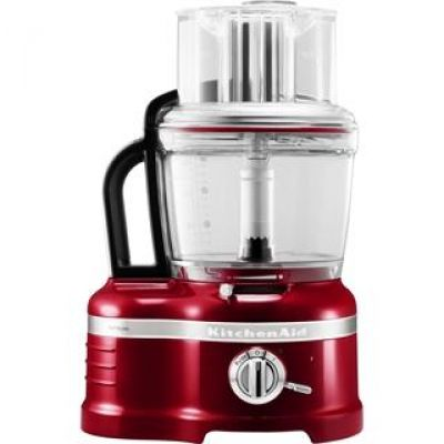 KitchenAid 4 Liter  Food Processor Artisan 5KFP1644ECA, liebesapfelrot