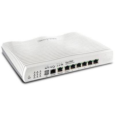 DrayTek Draytek Vigor 2860 VDSL2/ADSL2+ Gigabit Router Annex A