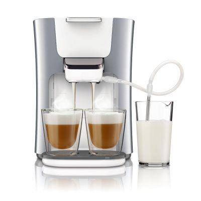 Senseo Philips  HD7857/20 Latte Duo Pearl Silver