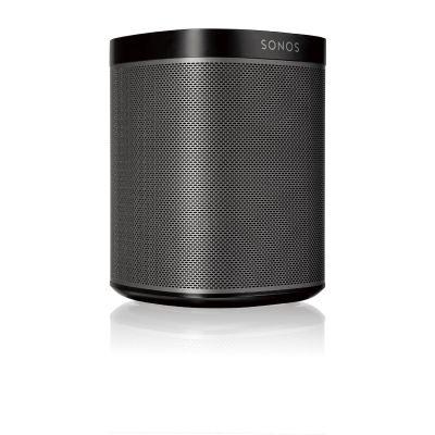 Sonos .SONOS Play:1 Netzwerk-Lautsprecher kabellos mit App-Steuerung, schwarz