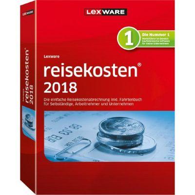 Lexware reisekosten 2018 Jahresversion (365-Tage) Minibox - broschei