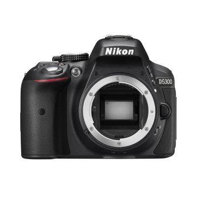 D5300 Gehäuse Spiegelreflexkamera schwarz