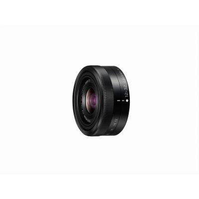 Lumix G Vario 12-32mm f/3.5-5.6 OIS Objektiv schwarz (H-FS12032-K)