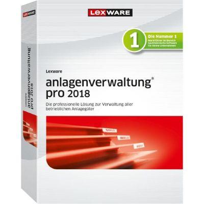 Lexware anlagenverwaltung pro 2018 Jahresversion (365-Tage) Minibox - broschei