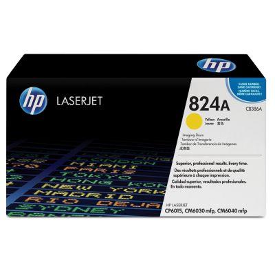 HP Bildtrommel gelb CB386A