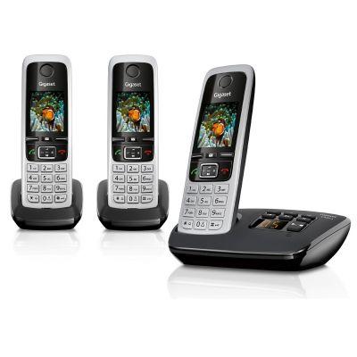 Gigaset C430A Trio, analoges Telefon