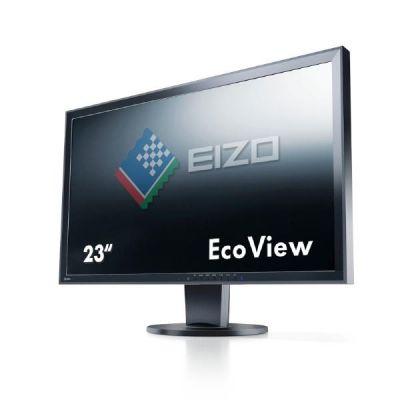 """EIZO  EV2316WFS3-BK 58 cm (23"""") Flexscan Full-HD Monitor mit Pivot+Lautsprecher"""