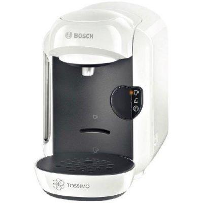 Bosch  TAS1202 TASSIMO VIVY Multi-Getränke-Automat 1300 W snow white/ anthrazit