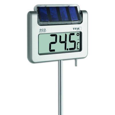 TFA 30.2026 Avenue Digitales Solar-Gartenthermometer - Preisvergleich