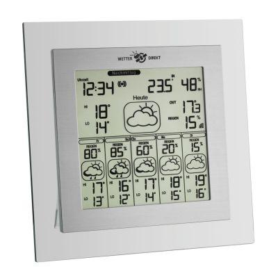 TFA 35.5043 Tabla Max satellitengestützte Funk-Wetterstation - Preisvergleich