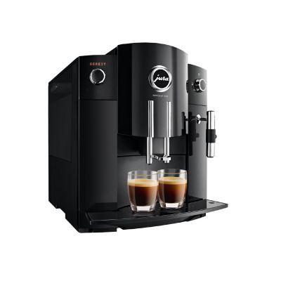 Jura JURA Impressa C60 Kaffeevollautomat Pianoblack