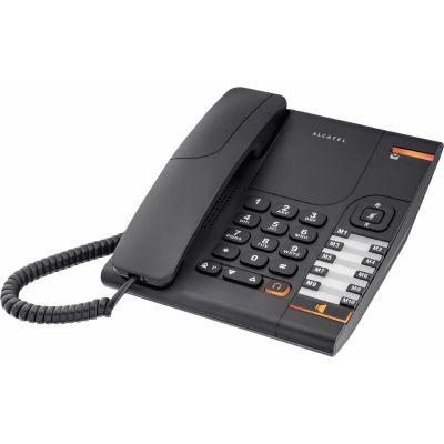 Alcatel Temporis 380 schnurgebundenes Festnetztelefon (analog), schwarz