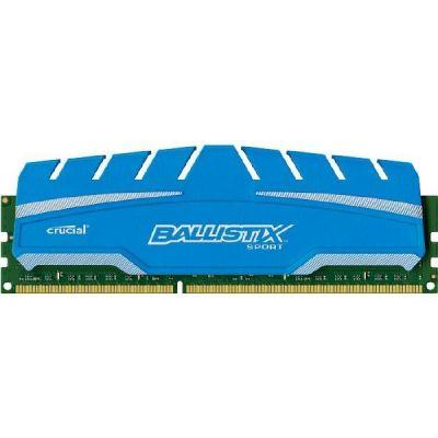 Ballistix 16GB (2x8GB) Crucial  Sport XT DDR3-1866 CL10 (10-10-10-30) RAM - Kit