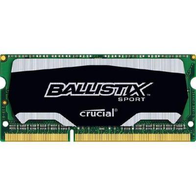 Ballistix 4GB Crucial  DDR3L-1866 CL10 SO-DIMM RAM