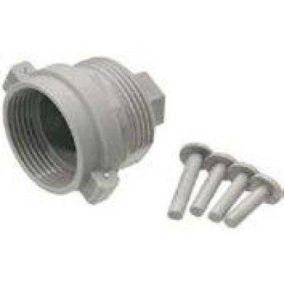 HomeMatic Adapter für Heizungsventil Herz, Comap u. a. M28 x 1,5 mm (Kunststoff)