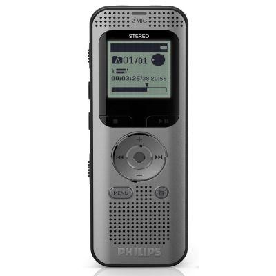 Voice Tracer DVT1055 Digitales Diktiergerät mit MP3 Player & UKW Radio