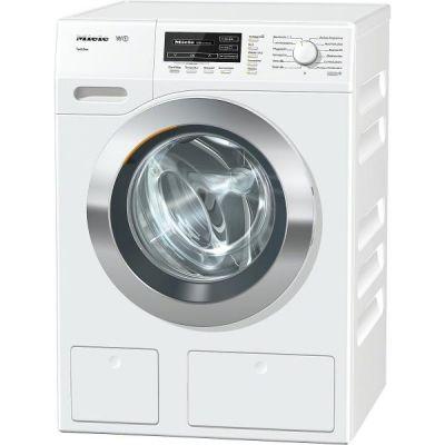 Miele WKG130WPS Waschmaschine Frontlader A TDos 8kg weiß