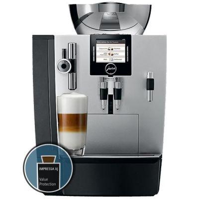 Gastro IMPRESSA XJ9 Professional Kaffeevollautomat Brilliant-Silber