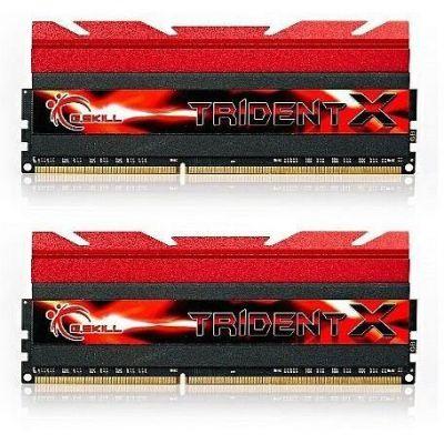 G Skill 16GB (2x8GB) G.Skill TridentX DDR3-2400 CL10 (10-12-12-31) RAM DIMM Kit