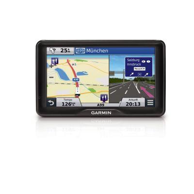 Garmin Camper 760LMT-D 3D Traffic Sprachsteuerung Real Navigation