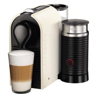 Krups  XN 2601 Nespresso U Pure Cream  inkl. Aerocino 3