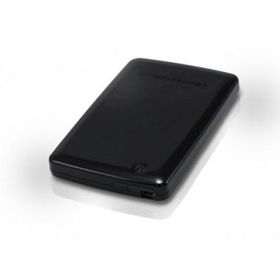 Conceptronic  CHD2MUB 2,5 Zoll SATA (9,5mm) Hard Disk Box Mini schwarz
