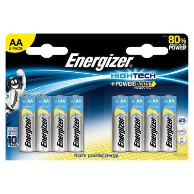 Energizer  Hightech PowerBoost Batterie Mignon AA LR6 FSB8 8er Blister